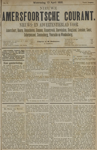 Nieuwe Amersfoortsche Courant 1881-04-13