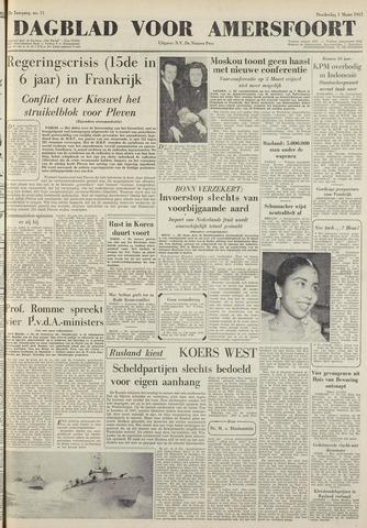 Dagblad voor Amersfoort 1951-03-01