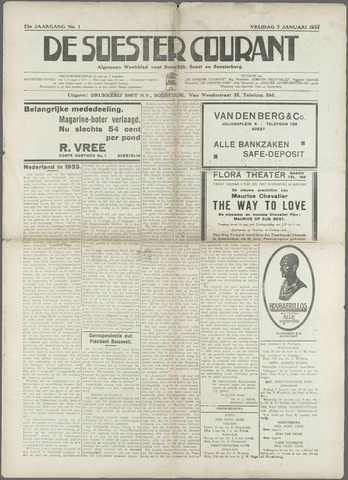 Soester Courant 1934-01-05