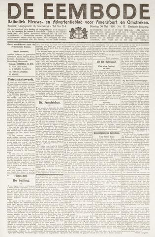 De Eembode 1916-05-30