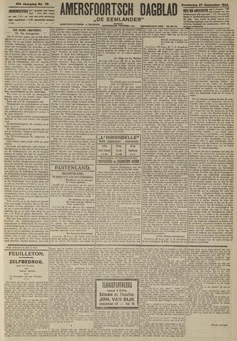Amersfoortsch Dagblad / De Eemlander 1923-09-27