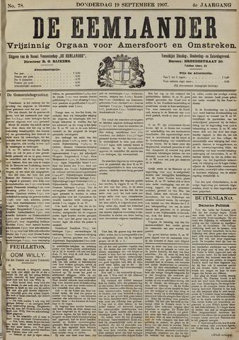 De Eemlander 1907-09-19