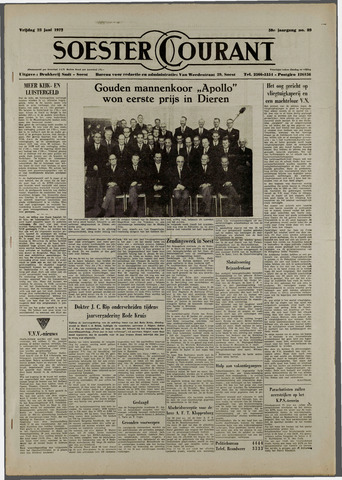 Soester Courant 1972-06-23