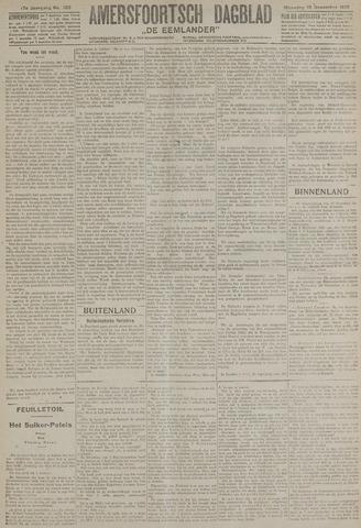 Amersfoortsch Dagblad / De Eemlander 1918-11-18