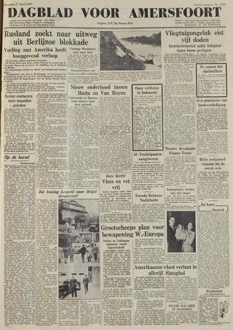 Dagblad voor Amersfoort 1949-04-27