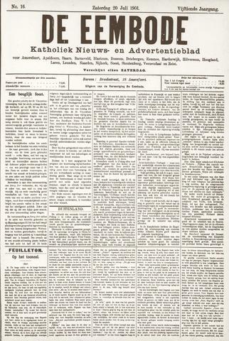 De Eembode 1901-07-20