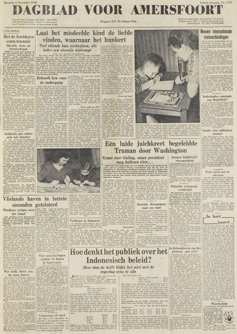 Dagblad voor Amersfoort 1948-11-06