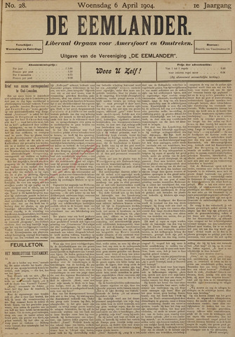 De Eemlander 1904-04-06