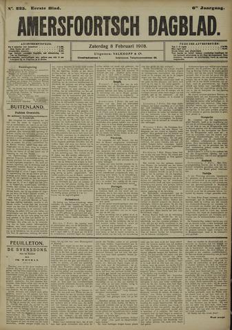 Amersfoortsch Dagblad 1908-02-08