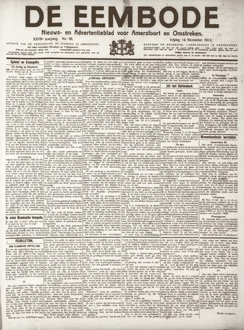 De Eembode 1913-11-14