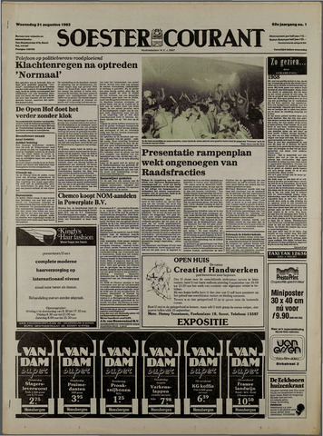 Soester Courant 1983-08-29