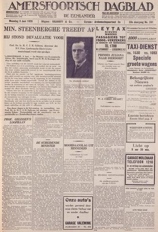 Amersfoortsch Dagblad / De Eemlander 1935-06-03