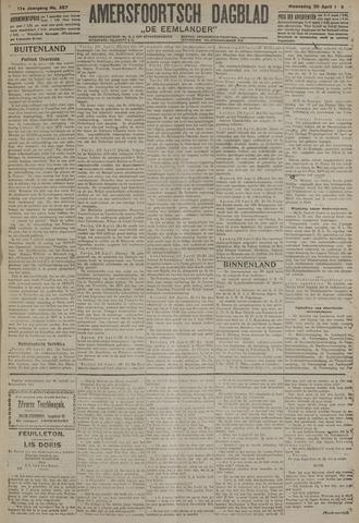 Amersfoortsch Dagblad / De Eemlander 1919-04-30