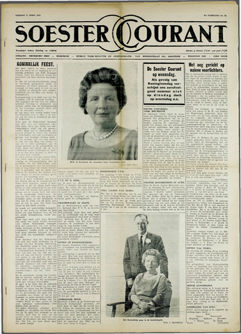 Soester Courant 1962-04-27