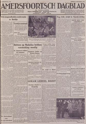 Amersfoortsch Dagblad / De Eemlander 1941-12-16