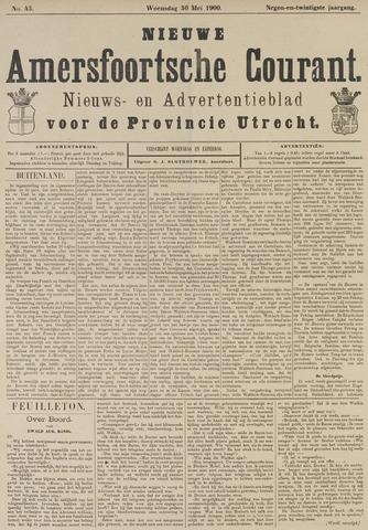 Nieuwe Amersfoortsche Courant 1900-05-30