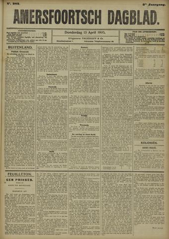 Amersfoortsch Dagblad 1905-04-13