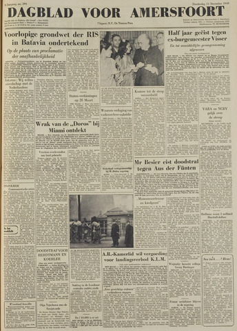 Dagblad voor Amersfoort 1949-12-15