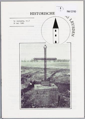 Historische Kring Leusden 1989-05-31