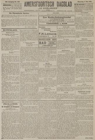 Amersfoortsch Dagblad / De Eemlander 1925-05-11