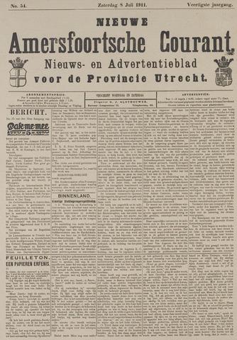Nieuwe Amersfoortsche Courant 1911-07-08