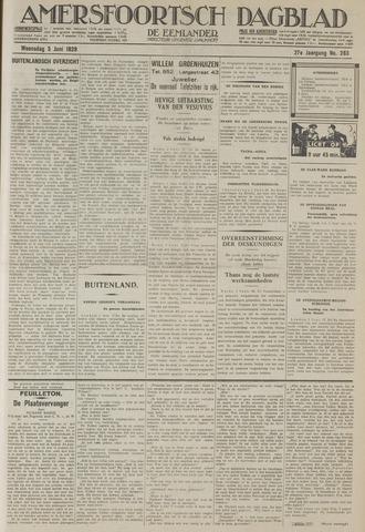 Amersfoortsch Dagblad / De Eemlander 1929-06-05