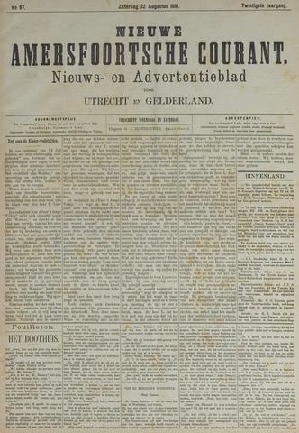 Nieuwe Amersfoortsche Courant 1891-08-22