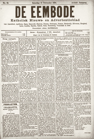 De Eembode 1894-11-10