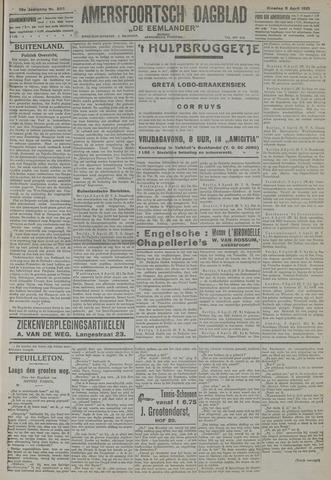 Amersfoortsch Dagblad / De Eemlander 1921-04-05