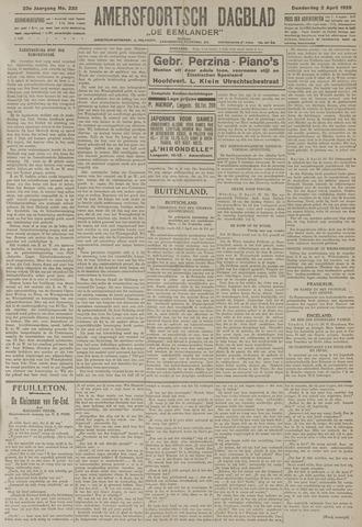 Amersfoortsch Dagblad / De Eemlander 1925-04-02