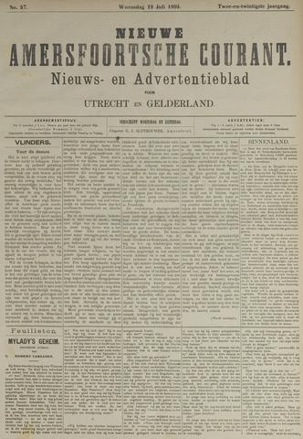 Nieuwe Amersfoortsche Courant 1893-07-19