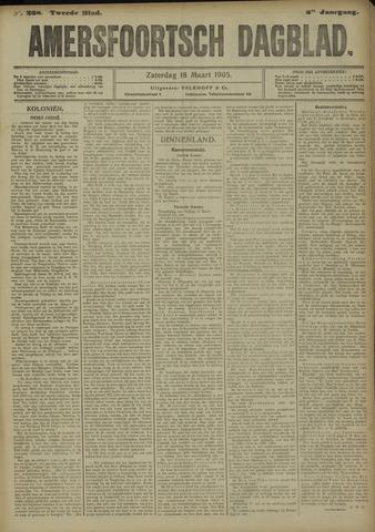 Amersfoortsch Dagblad 1905-03-18