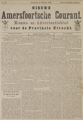 Nieuwe Amersfoortsche Courant 1899-02-15