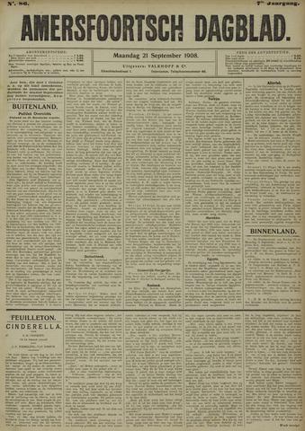 Amersfoortsch Dagblad 1908-09-21
