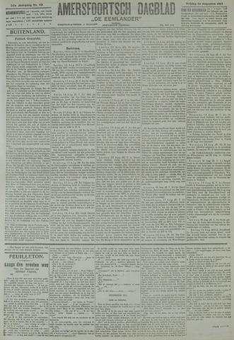 Amersfoortsch Dagblad / De Eemlander 1921-08-19