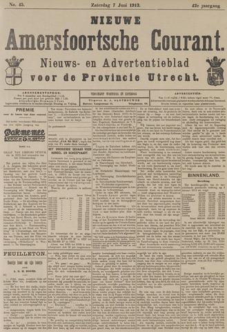Nieuwe Amersfoortsche Courant 1913-06-07