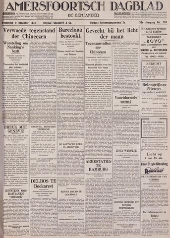 Amersfoortsch Dagblad / De Eemlander 1937-12-09