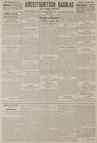 Amersfoortsch Dagblad / De Eemlander 1926-10-05