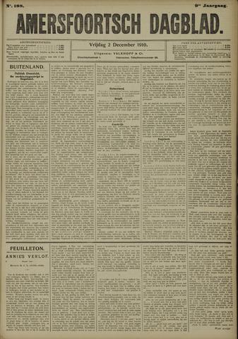 Amersfoortsch Dagblad 1910-12-02