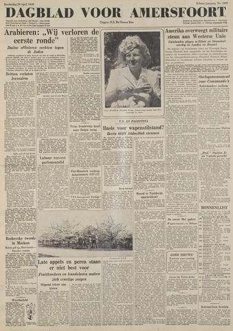 Dagblad voor Amersfoort 1948-04-29