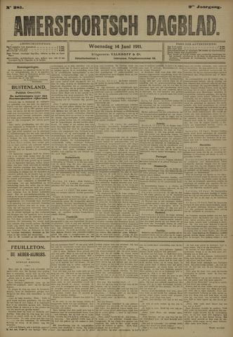 Amersfoortsch Dagblad 1911-06-14