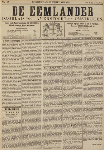 De Eemlander 1909-02-25