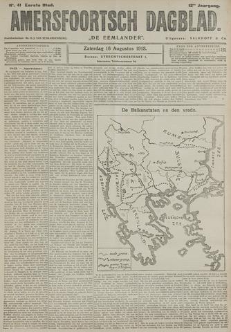Amersfoortsch Dagblad / De Eemlander 1913-08-16