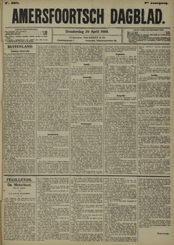 Amersfoortsch Dagblad 1909-04-29