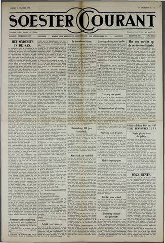 Soester Courant 1963-10-11