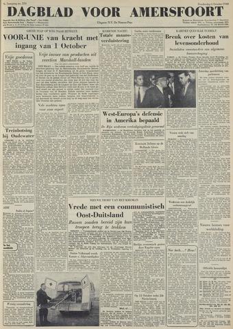 Dagblad voor Amersfoort 1949-10-06