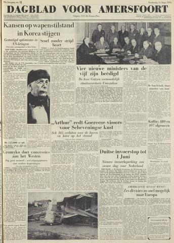 Dagblad voor Amersfoort 1951-03-15
