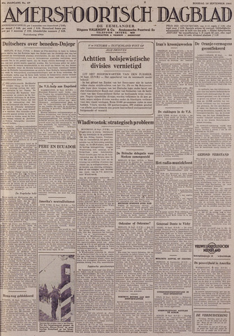 Amersfoortsch Dagblad / De Eemlander 1941-09-16