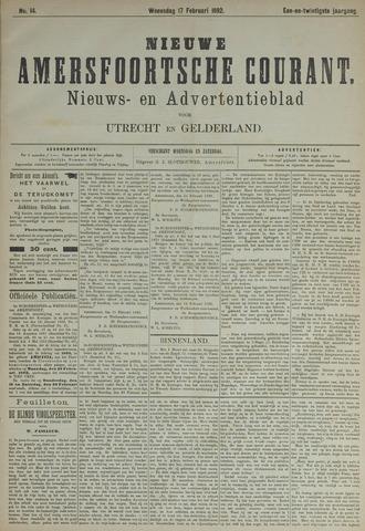 Nieuwe Amersfoortsche Courant 1892-02-17