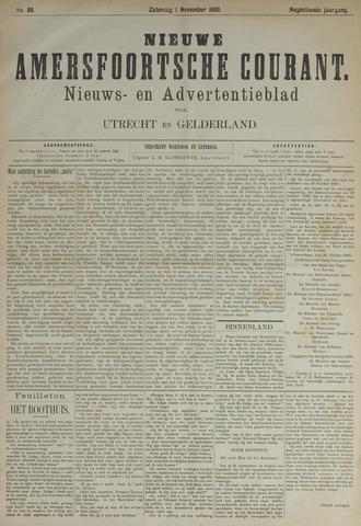 Nieuwe Amersfoortsche Courant 1890-11-01